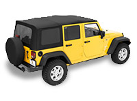 JEEP WRANGLER en location